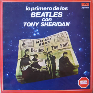 The Beatles Con Tony Sheridan Aint She Sweet