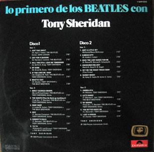 Tony Sheridan Ya Ya