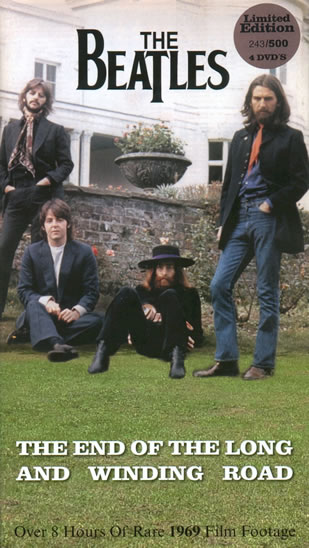 BootlegZone • View topic - THE BEATLES - THE END OF THE LONG