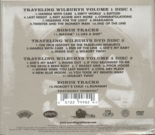 video traveling wilburys devils been busy