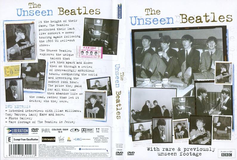 The Beatles Polska: The Unseen Beatles - ostatnie koncerty na płycie DVD